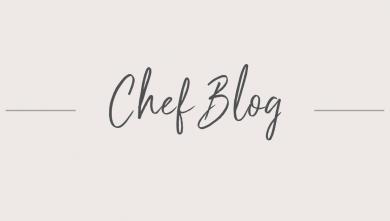 Chef blog